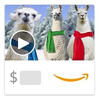 Amazon eGift Card - Fa La La Llamas (Animated) [American Greetings] (B00P8N3MAE) | Amazon price tracker / tracking, Amazon price history charts, Amazon price watches, Amazon price drop alerts