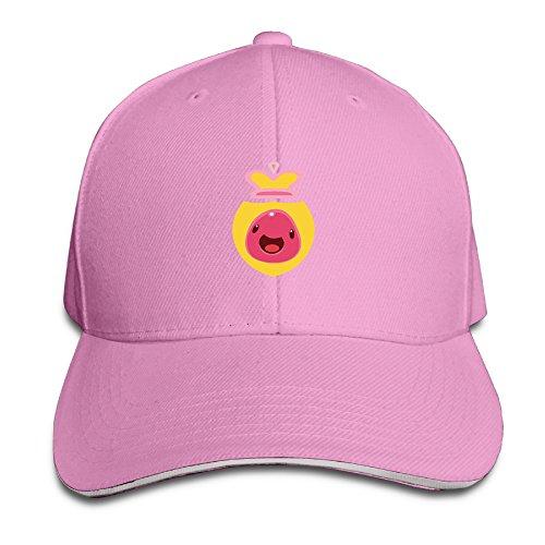 Custom Headwear Slime Rancher Icon Pink Slime Cool Light Outdoor Unisex (Roman Head Wear)