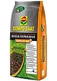 Compo 21601 Saat Komplett Mix plus Mélange pour rénovation de pelouse pour une surface de jusqu'à 20 m² 4 kg