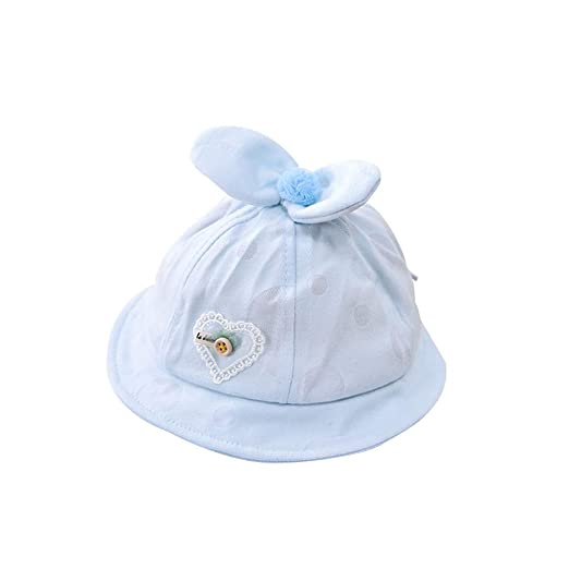 Outdoor Adjustable Beach Hat with Wide Brim Dsood Baby Sun Hat with UPF 50