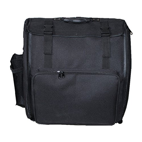 Durable Bag Case for 120 Bass Accordion New K-816 Black by Yonghao