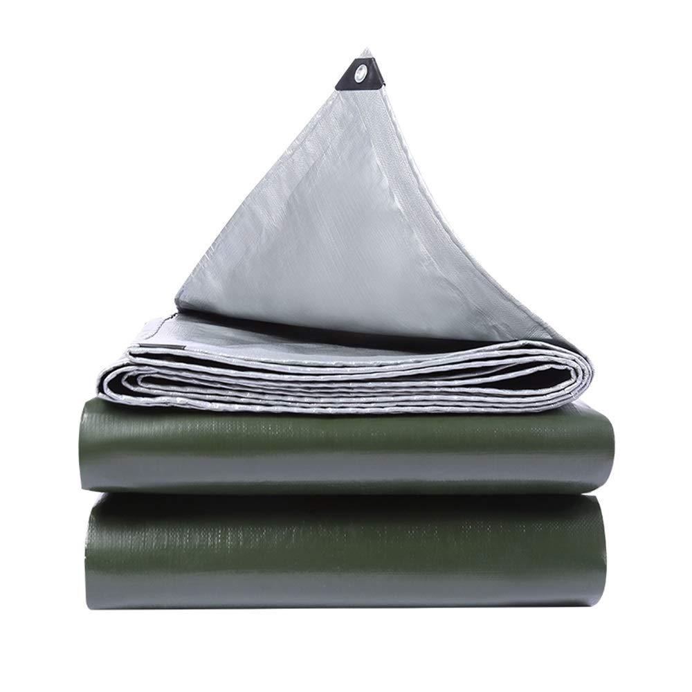 22M Waterproof Tarpaulin, Outdoor Carport WearResistant UVProof Garden Roof Insulation Net, Sunshade (Size   5  10m)