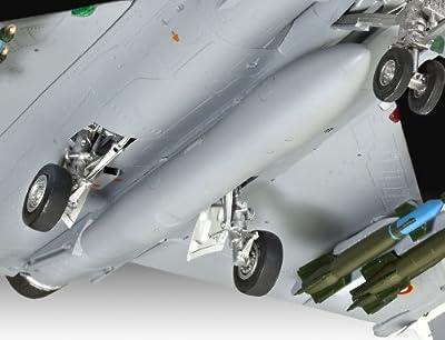Revell of Germany Dassault Rafale M Bomb and Rack Plastic Model Kit