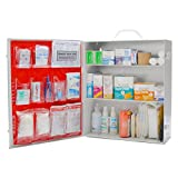 Osha Approved First Aid Kit Complete 3 Shelf Size