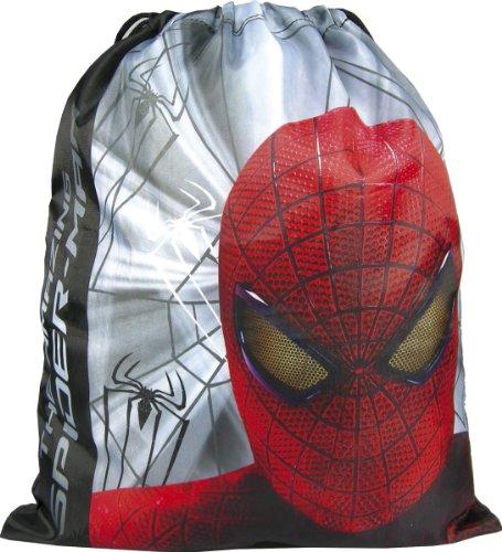 Spiderman Schwimmtasche Spiderman Turnbeutel Sportsack EDEL