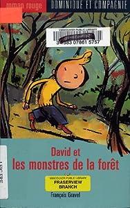 """Afficher """"David et les monstres de la forêt"""""""