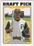2005 Topps Update #329 Andrew McCutchen DP RC - Pittsburgh Pirates (RC - Rookie Card) (Baseball Cards)