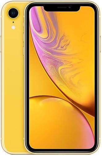 Apple iPhone XR (de 128GB) - Amarillo: Apple: Amazon.es