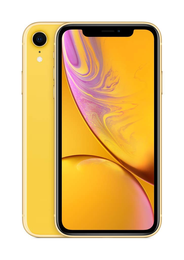TALLA 64 GB. Apple iPhone XR (de 64GB) - Amarillo