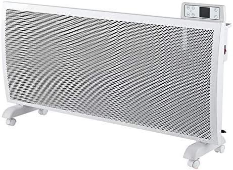 電気ヒーター、壁に取り付けられたポータブルスタンディングスマート省エネ高速加熱電気ヒーター、バスルームIPX4防水対流ヒーター、寝室やオフィスに最適、2600W