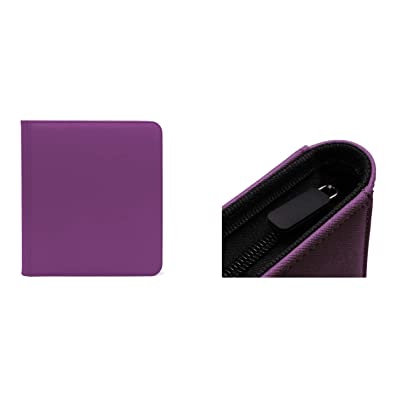 Dex Zip Binder 12 - Purple: Toys & Games
