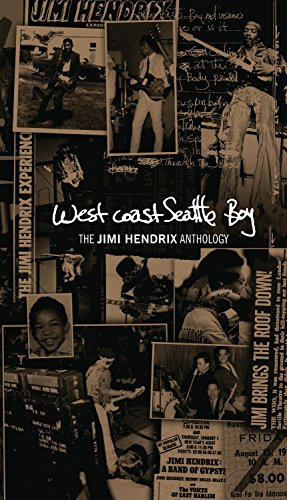 Jimi Hendrix - West Coast Seattle Boy: The Jimi Hendrix Anthology (Collectors Edition) - Zortam Music