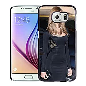 New Custom Designed Cover Case For Samsung Galaxy S6 With Zahia Dehar Girl Mobile Wallpaper.jpg