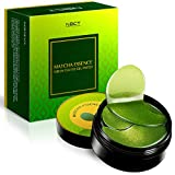 NBCT Under Eye Patches, Matcha Essence Collagen Anti-Wrinkle Pads, Green Tea Eye Gel
