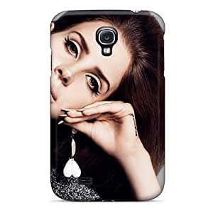 Top Quality Case Cover For Galaxy S4 Case With Nice Lana Del Rey Style Appearance