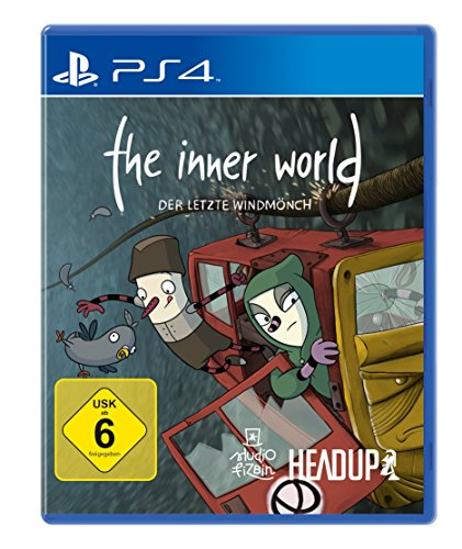 Price comparison product image The Inner World - Der letzte Windmönch (PlayStation PS4)