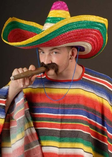 Struts Bright Mexican Sombrero (506-) -