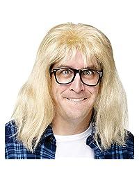 Fun World Costumes SNL Garth Algar Wig