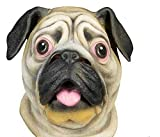 Adan Special New Latex Full Head Overhead Animal Cute Bulldog Mask for halloween - Mask Festival - easter or Dance Party