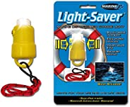 OFG Products Marine LED Light Saver - Water Activated Ultra Bright Safety Strobe Light Easily Attaches to Life