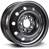 Steel Rim 15X6.5, 5X114.3, 71.5, +40, black finish (MULTI FITMENT APPLICATION) X99126N