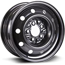 AFTERMARKET Steel Rim 15X6.5, 5X114.3, 71.5, 40, black finish (READ ENTIRE LISTING) X99126N