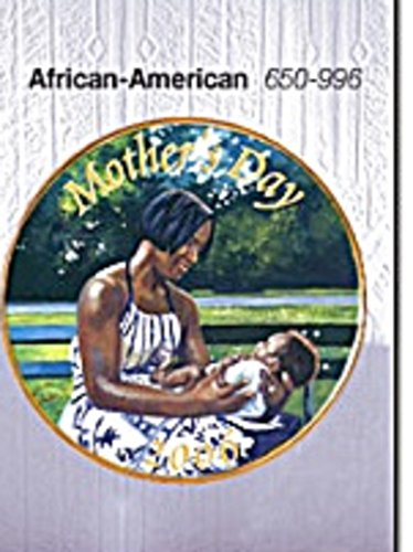 Mother and Child 2006 Mother's Day Collectible Plate - African American ()