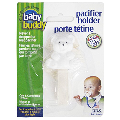 Baby Buddy Unisex Pacifier Holder product image