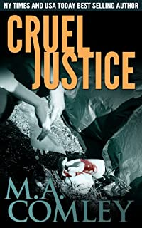 Cruel Justice by M A Comley ebook deal