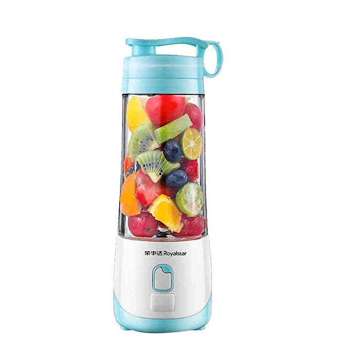 Portable juicer cup fruit juice household small mini student-400ml