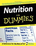 Nutrition for Dummies, Carol Ann Rinzler, 0471798681