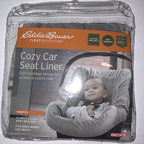 Eddie Bauer Cozy Car Seat ()