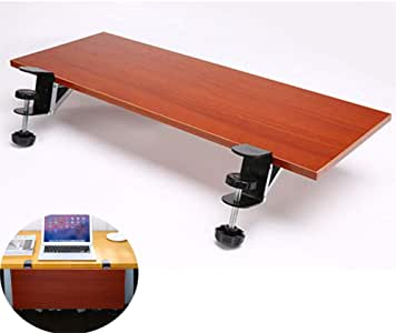 Amazon.com : Desk Extender, Clamp on Keyboard Tray Under ...