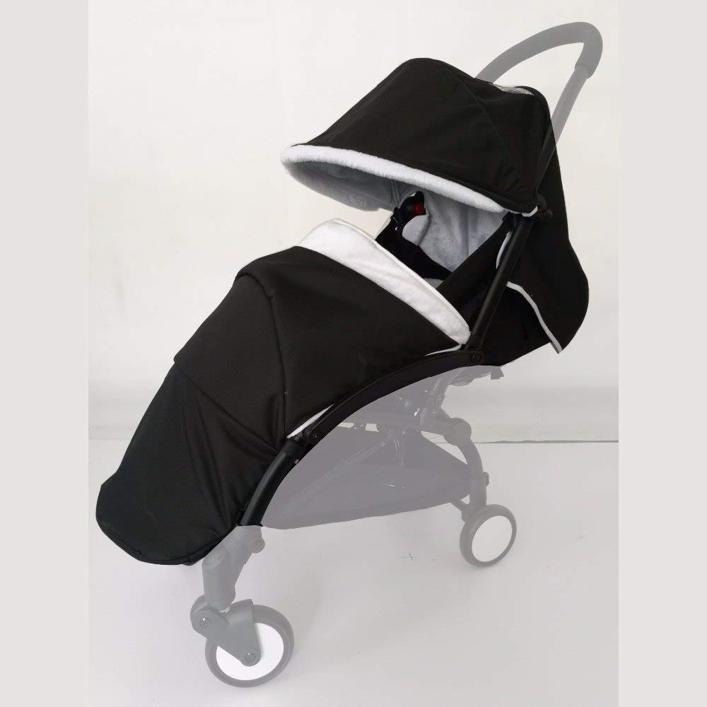 New Useful Baby Stroller Warm Foot Cover Cotton Foot Set Stroller Accessories