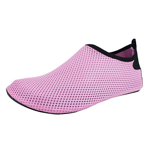 Lightweight Camp Dry Pool Quick Shoes Beach Sport Water SENFI Kids D pink Men Women Water BRgzpRq