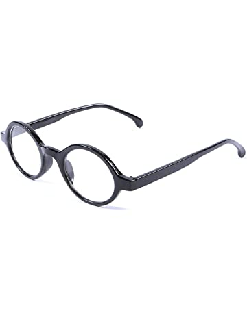 e1cfabaf5ce Designer Style Round Frame Reading Glasses Mens Womens Retro Classic  Various Colours   Strengths + I
