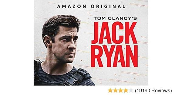 Tom Clancy's Jack Ryan - Season 1 (4K UHD)