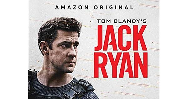 Amazon.com: Tom Clancys Jack Ryan - Season 1: John Krasinski ...