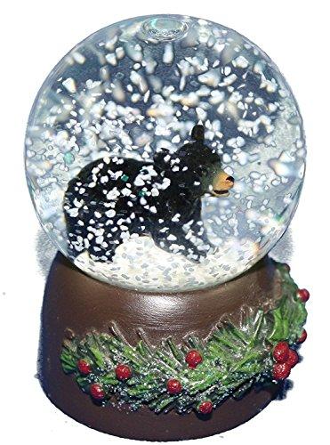 - Roman Mini Wildlife 45MM Water SnowGlobe (Bear)