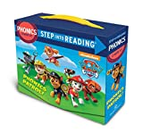 img - for Paw Patrol Phonics Box Set (PAW Patrol) (Step into Reading) book / textbook / text book
