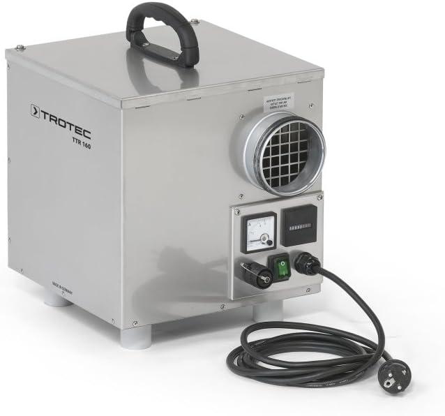 TROTEC Deshumidificador de adsorción TTR 160: Amazon.es: Hogar