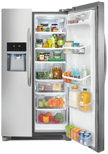Frigidaire FGHS2355PFGallery 22.6 Ft. Steel Refrigerator -