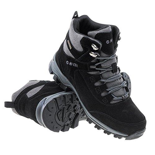 De Outdoor Multicolore Wp Homme Marche tec Noir Boots Haiku Herren Baskets Mid Hi Top Leder Chaussures Xqaxw48x