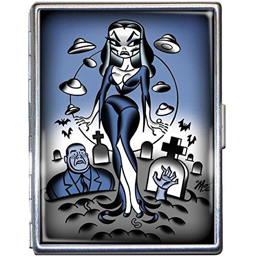 Retro-a-go-go! Graveyard Pin Up Cigarette (Go Go Graveyard)