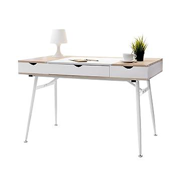 Selsey Boden – Schreibtisch/Computertisch Skandinavisch Modern mit ...