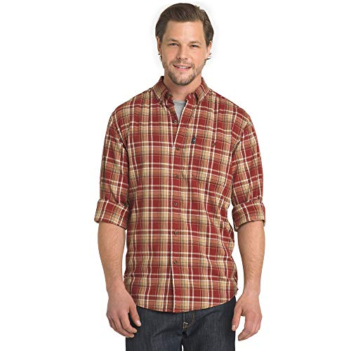 G.H. Bass & Co. Men's Madawaska Trail Long Sleeve Shirt