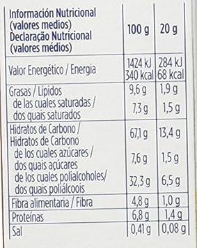 Hero Muesly Linea Arandanos Cereza - Pack de 6 x 20 g - Total: 120 g: Amazon.es: Amazon Pantry