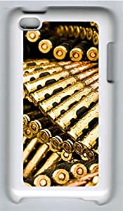iPod 4 Case, iPod 4 Cases - Pretty bullet Custom Design iPod 4 Case Cover - Polycarbonate¨CWhite