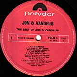 Jon & Vangelis - The Best Of Jon And Vangelis - Polydor - 821929-1