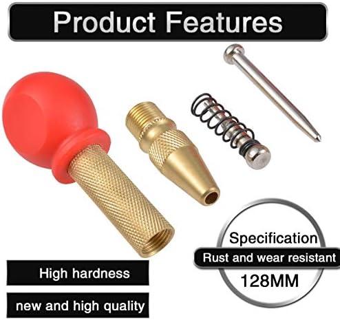 HOEN - Punzón de 5 pulgadas para agujero central automático y ...